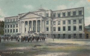 OTTAWA , Ontario , Canada , 1908 ; University