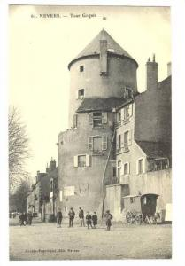 Nevers.-Tour Goguin , France, 00-10s