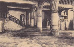 Anciennes Halles Aux Draps, Salle Des Pas-Perdus, Louvain (Flemish Brabant), ...