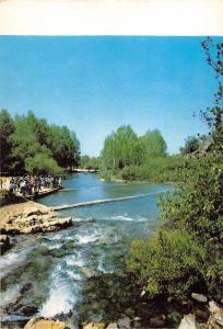 BR12538 Banias a source of the river Jordan   israel