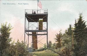 MOUNT AGASSIZ , New Hampshire , 00-10s; Steel Tower; TUCK 6102