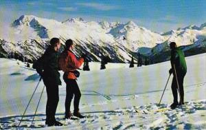 Canada Whistler Mountain Garibaldi Provincial Park British Columbia