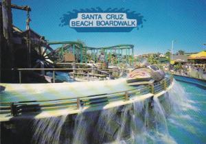 SANTA CRUZ, California, 1950-70s ; Logger's Revenge, Santa Cruz Beach Boardwalk