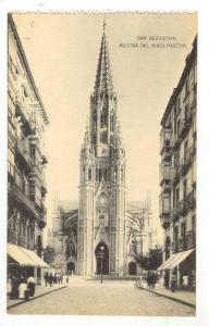 San Sebastián, Spain, 00-10s  Iglesia del Buen Pastor