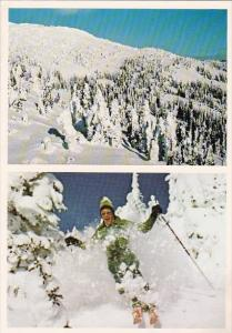 Canada Big White Ski Village Kelowna Vernon British Columbia