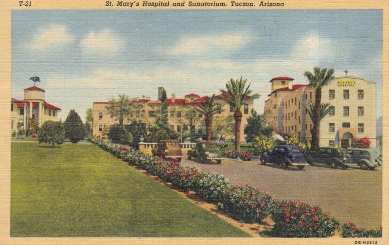 TUCSON , Alabama , 1930-40s ; St. Mary's Hospital & Sanatorium