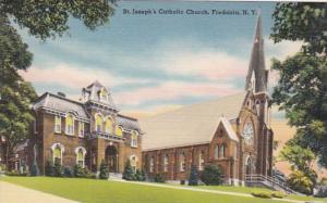 New York Fredonia St Joseph's Catholic Church