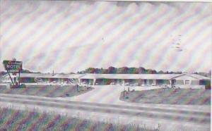 Kentucky Elizabethtown Cardinal Motel and Dining Room 1959