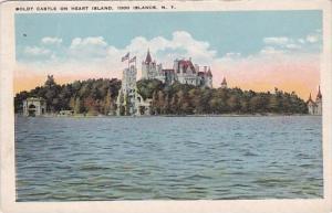 New York 1000 Island Boldt Castle On Heart Island