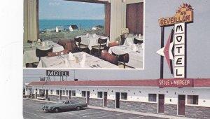 STE. LUCE-SUR-MER , Quebec , Canada , 1960s , Motel AU REVEILLON