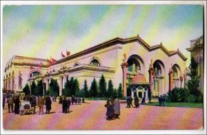 CA - San Francisco. Palace of Machinery, Panama-Pacific Int'l Exposition, 1915