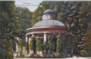 Germany Potsdam Sanssouci Antiken Temple
