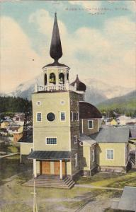 Alaska Sitka Russian Cathedral
