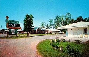 Georgia Calhoun Duffy's Motel