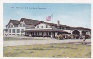 Wyoming Cody Burlington Cody Inn