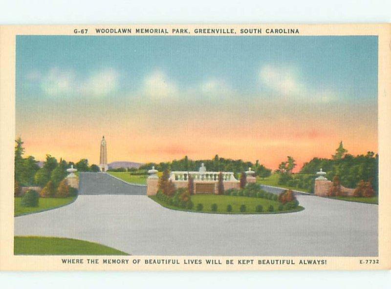 Linen PARK SCENE Greenville South Carolina SC AF7392