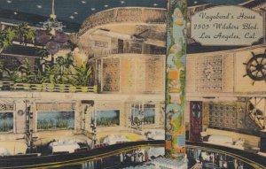 LOS ANGELES, California, 1948; Vegabond's House, 2505 Wilshire Blvd.