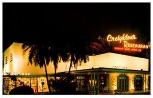 Florida  Fort Lauderdale , Creighton's Restaurant