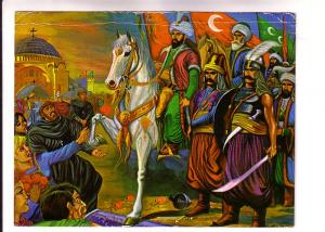 Turkey,  Battle Fatih Sultan Mehmet Han Istanbul, OS