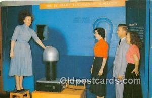 Oak Ridge, Tennessee, USA Powerful Static Charge, American Museum of Atomic ...