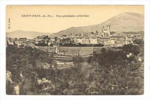 Vue Generale, Saint-Paul (Alpes Maritimes), France, 1900-1910s
