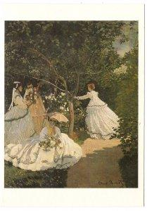 1993 Benedikt Taschen - Monet - Women in the Garden