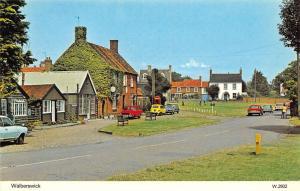 Walberswick Village Case Street Vintage Auto Auto Promenade