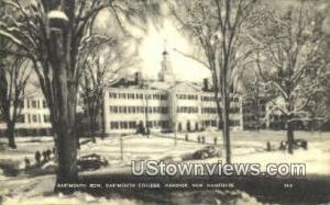 Dartmouth Row, Dartmouth College Hanover NH Unused