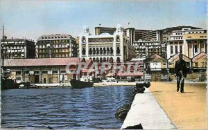 Postcard Modern Algiers on General Government and the Prefecture visited the ...
