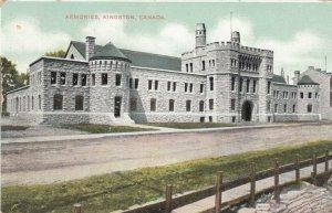 KINGSTON, Ontario, 1900-10s ; Armouries