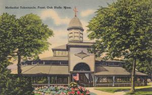 OAK BLUFFS , Massachusetts, 30-40s ; Methodist Tabernacle
