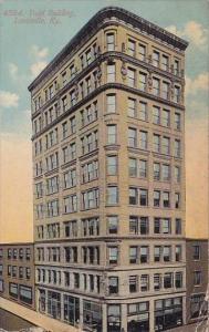 Kentucky Louisville Todd Building 1915