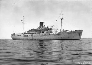 MN Esperia Ship Unused