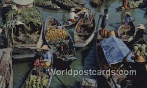 Mahanak, Bangkok Thailand Floating Market Mahanak, Bangkok Floating Market