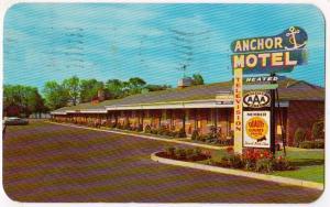 Anchor Motel, Niagara Falls NY