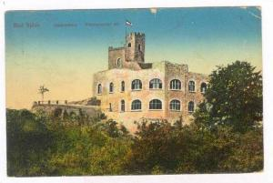 Bad Sulza, Germany, PU-1908, Sonnenburg