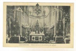 Autel Votit De La Consolatrice Des Affliges, Luxembourg, 1900-1910s