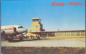 Flint MI - BISHOP AIRPORT . completed in 1953