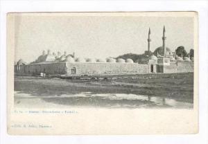 Damas , Syria, 00-10s   Dervicherie  Teckie