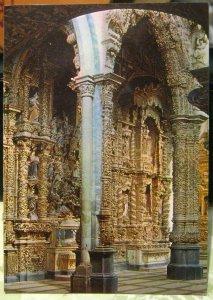 Portugal Porto Igreja gotica do antigo mosteiro S Francisco - posted 1996