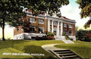 Wisconsin Beloit Public Library
