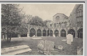 Kent; The Cloisters, Canterbury Cathedral PPC By A Wildey, Unused, c 1920's