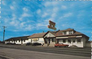 Motel Restaurant La Caravane , ST-ALEXANDRE , Quebec , Canada, 50-60s