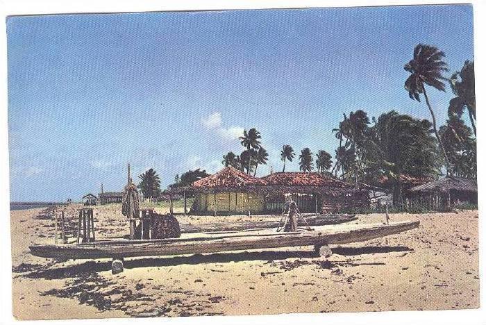 Recife-Olinda, Praia, Brazil, 40-60s