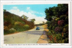 New State Road, Provincetown, Cape Cod MA