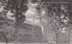 New York Brockport New York State Teachers College Artvue sk2254