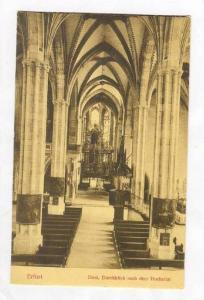 Dom, Durchblick Nach Dem Hochaltar, Erfurt (Thuringia), Germany, 1900-1910s
