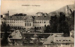 CPA   Chambéry - La Préfecture  (352396)