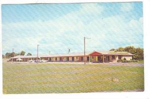Exterior, Holiday Motel, Westfield, New York, 40-60s