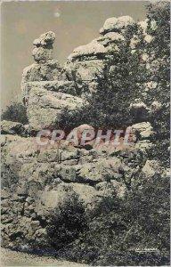 Postcard Modern Wood Paiolive (Ardeche)